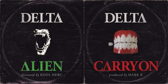 Delta: Alien / Carry On
